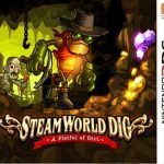 Steamworld Dig (USA) (Multi) (eShop) 3DS ROM CIA