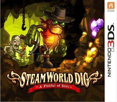 steamworld dig 2 3ds cia download