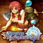 Adventure Labyrinth Story (USA) (eShop) 3DS ROM CIA