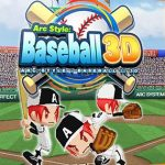 ARC STYLE – Baseball 3D (USA) (eShop) 3DS ROM CIA