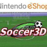 ARC STYLE – Soccer 3D (USA) (eShop) 3DS ROM CIA