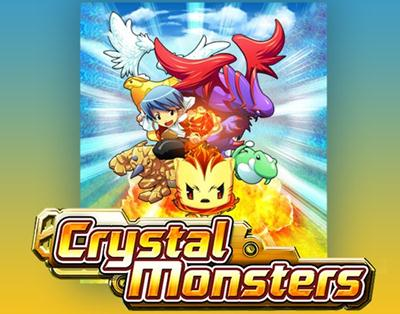 Crystal Monsters (DSiWare) (USA) (eShop) 3DS ROM CIA – Roms3ds CoM