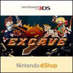 Excave (USA) (eShop) 3DS ROM CIA