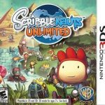 Scribblenauts Unlimited (USA) (eShop) 3DS ROM CIA