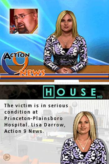 House M D  – Under The Big Top (DSiWare) (USA) (eShop) 3DS ROM CIA