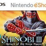 3D Shinobi III (EUR) (eShop) 3DS ROM CIA
