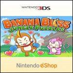 Banana Bliss – Jungle Puzzles (EUR) (eShop) 3DS ROM CIA