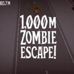 1,000m Zombie Escape! (JPN) 3DS ROM CIA