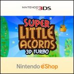 Super Little Acorns 3D Turbo (USA) (Multi) 3DS ROM CIA