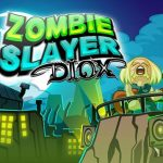 Zombie Slayer Diox (USA) 3DS ROM CIA
