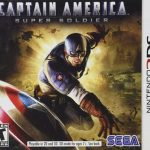 Captain America Super Soldier (EUR) (Multi5-Español) (Gateway3ds/Sky3ds) 3DS ROM
