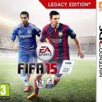 FIFA 15 (EUR) (Multi-Español) (Gateway3ds/Sky3ds) 3DS ROM