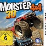 Monster 4×4 3D (EUR) (Multi5-Español) (Gateway3ds/Sky3ds) 3DS ROM