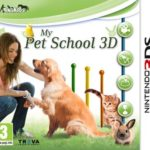 My Pet School 3D (EUR) (Multi5-Español) (Gateway3ds/Sky3ds) 3DS ROM