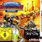 Skylanders SuperChargers Racing (EUR) (Multi10-Español) (Gateway3ds/Sky3ds) 3DS ROM