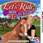 Lets Ride! Best in Breed 3D (USA) 3DS ROM CIA