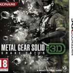 Metal Gear Solid 3D – Snake Eater (USA) (Multi3-Español) 3DS ROM CIA