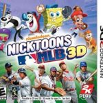 Nicktoons MLB 3D (USA) 3DS (Gateway3ds/Sky3ds) ROM