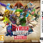 Hyrule Warriors Legends (EUR) + Update + DLC  (Multi-Español) 3DS ROM CIA