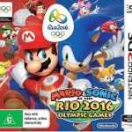 Mario & Sonic at the London 2012 Olympic Games (USA) (Multi-Español) 3DS ROM CIA