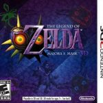 The Legend of Zelda – Majora's Mask 3D (EUR) + Update 1.1. (Multi-Español) 3DS ROM CIA