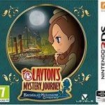 Laytons Mystery Journey – Katrielle and the Millionaires Conspiracy (EUR) (Multi6-Español) 3DS ROM
