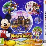 Disney's Magical World (USA) (Region-Free) (Multi-Español) 3DS ROM CIA