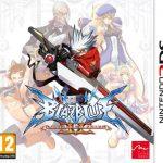 Blazblue Continuum Shift II (EUR) (Multi2) 3DS ROM