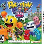 Pac-Man Party 3D (USA) (Multi3-Español) 3DS ROM CIA