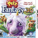 Petz Fantasy 3D (USA) (Multi-Español) 3DS ROM CIA