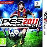Pro Evolution Soccer 2011 3D (EUR) (Multi3-Español) 3DS ROM CIA