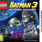 LEGO Batman 3 Beyond Gotham (USA) (Multi-Español) 3DS ROM