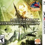 Ace Combat Assault Horizon Legacy Plus (USA) (Multi-Español) 3DS ROM