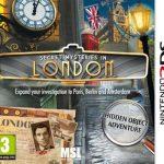Secret Mysteries in London (EUR) (Multi4) 3DS ROM CIA
