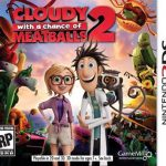 Cloudy with a Change of Meatballs 2 (USA) (Region-Free) 3DS ROM CIA