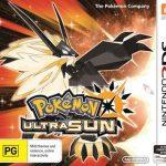 Pokemon Ultra Sun (Region Free) (Multi-Español) 3DS ROM CIA + Update 1.2