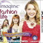 Imagine Fashion Life (USA) (Region-Free) (Multi-Español) 3DS ROM CIA