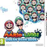 Mario and Luigi Dream Team (USA) (Region-Free) (Multi-Español) 3DS ROM CIA + Update 1.1