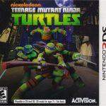 Nickelodeon- Teenage Mutant Ninja Turtles (USA) (Region-Free) (Multi) 3DS ROM CIA