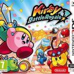 Kirby Battle Royale (USA) (Region-Free) (Multi-Español) 3DS ROM CIA + Update