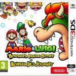 Mario & Luigi Bowsers Inside Story + Bowser Jrs Journey (EUR) (Region-Free) (Multi-Español) 3DS ROM CIA