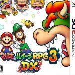 Mario & Luigi RPG3 DX (JPN) (Region-Free) 3DS ROM CIA