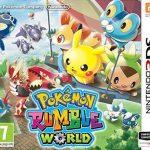 Pokemon Rumble World (USA) (Retail – Full Version) (Multi-Español) 3DS ROM CIA