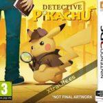 Detective Pikachu (EUR) (Region-Free) (Multi-Español) 3DS ROM CIA