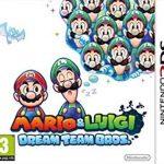 Mario & Luigi – Dream Team Bros. (EUR) (Multi-Español) 3DS ROM CIA