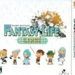 Fantasy Life Link (JPN) 3DS ROM CIA