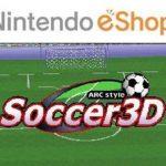 ARC STYLE – Soccer 3D (USA) (eShop) 3DS ROM CIA