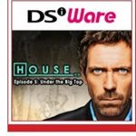House M.D. – Under The Big Top (DSiWare) (USA) (eShop) 3DS ROM CIA