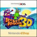 Robot Rescue 3D (EUR) 3DS ROM CIA