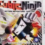 Cubic Ninja (EUR) (Multi-Español) (Gateway3ds/Sky3ds) 3DS ROM